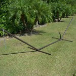 Caribbean Hammocks 15 Foot Steel Hammock Stand