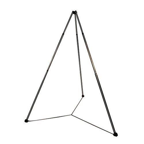 Hammaka Portable Tripod Hanging Chair Stand - 350 lbs Weight Capacity