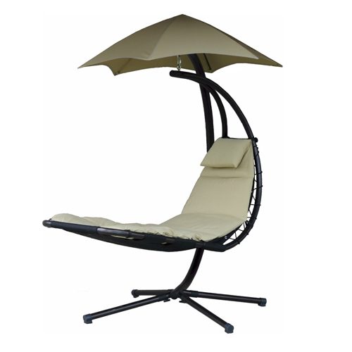 Vivere Original Dream Helicopter Chair - Sand Dune Cream