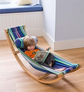 Rocking hammock for kids