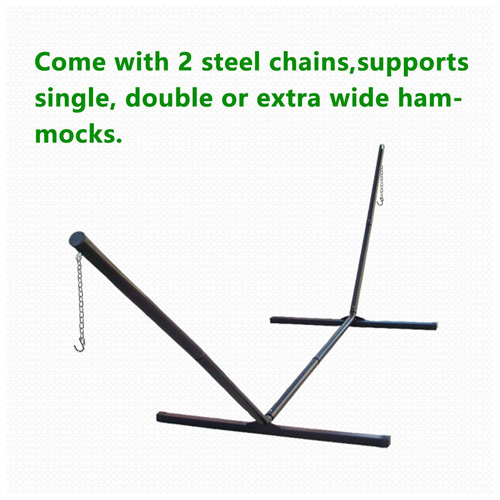 Zupapa 15 ft Steel Hammock Stand