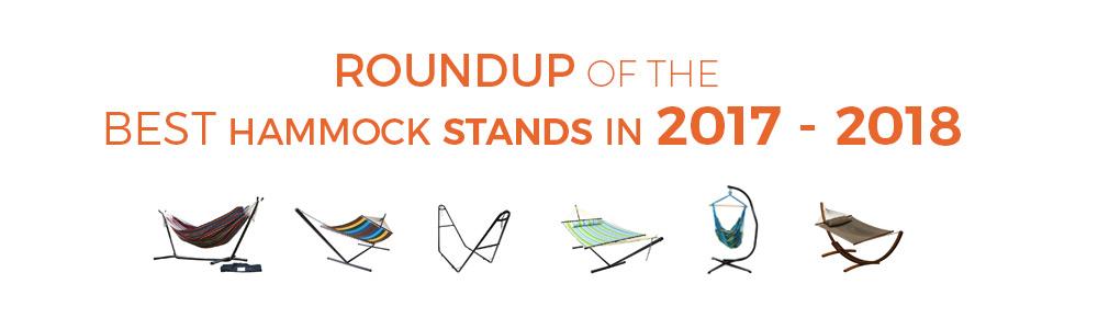 best hammock stand roundup 2017 - 2018