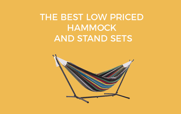 Best low priced hammock and stand sets